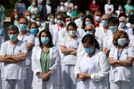 Pequeño repunte en el número de fallecidos por COVID-19 en España