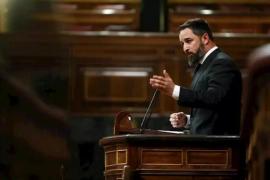 Abascal exige la dimisión de Sánchez: «Es un peligro para la vida y las libertades»