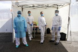 Las Pitiusas registran ocho nuevas altas y ningún contagio en 24 horas