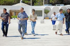 En funcionamiento el aparcamiento subterráneo de la Plaza Europa de Formentera