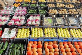 Cáritas Ibiza recibe diez toneladas de alimentos de una empresa de Ibiza