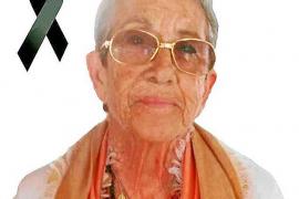Andrea García, de Juan y Andrea, primera víctima mortal por COVID-19 en Formentera