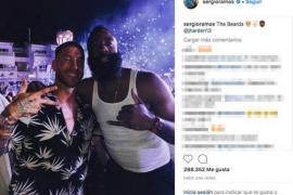 La anécdota de Sergio Ramos y Galliani en Ibiza