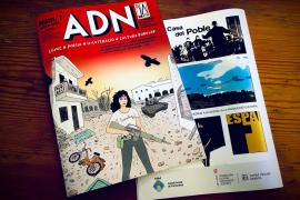 El cómic ADN regresa 20 años después con el apoyo de Formentera