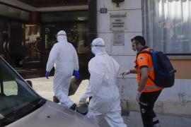 El 41 % de los fallecidos con COVID-19 en Baleares son de residencias de la tercera edad