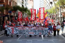 Los sindicatos preparan un Primero de Mayo virtual