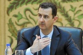 Bachar al Asad reconoce que Siria atraviesa por «un verdadero estado de guerra»