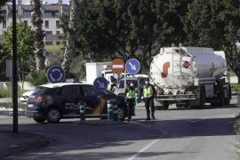 Detenido en Ibiza un hombre que ya acumula cuatro arrestos y cinco denuncias por desobediencia