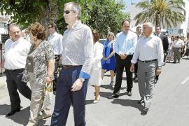 Serra asegura que no tiene problemas en el Consell pese a tener consellers 'salistas'