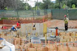 La construcción, único sector capaz de garantizar actividad económica a corto plazo en las Pitiusas