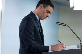 Sánchez anuncia que a partir del 2 de mayo se podrá salir a hacer deporte individual y pasear