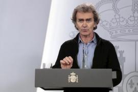 Fernando Simón: «Si no se respetan las indicaciones, la transición llegará más tarde»