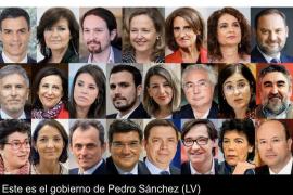 El Partido Popular le pide a Pedro Sánchez que recorte su gobierno en 10 ministros