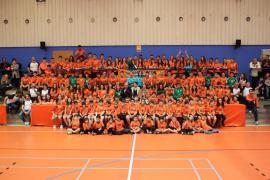 Los juveniles del equipo de balonmano HC Playasol Eivissa no jugarán la fase sector del Campeonato de España
