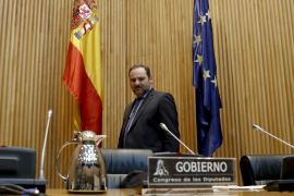 Ábalos comparece en comisión del Congreso