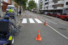 El Ayuntamiento de Ibiza finaliza diversas obras de mantenimiento en el municipio