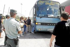 Convocada la huelga en el transporte discrecional para el 21 y 22 de julio