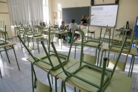 Las aulas no volverán a abrir este curso