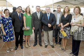 MENORCAdia des be comitiva bienni 2012-2013 entrega de bandera