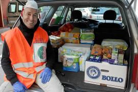 El Consell de Ibiza se sube al 'Carrito Solidario' que busca recoger alimentos en supermercados y superficies comerciales
