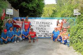 Los trabajadores de Teleco piden «flexibilidad» a la empresa