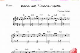 Santa Eulària convoca hoy a todos sus vecinos a tocar 'Bona nit, blanca roseta'