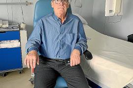 José María Vera Ripoll recibe el alta tras 33 días en la Policlínica