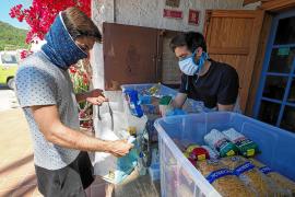 Donativos para dar 'Caliu' a la gente