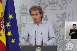 Sanidad no ve problemas en que Ibiza cambie de fase