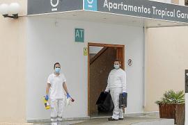 El hotel medicalizado se queda inoperativo ante la baja demanda