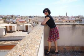 La guionista Marta Sánchez
