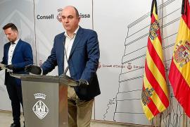 El Consell de Ibiza acuerda con sindicatos, patronales y oposición medidas para impulsar la economía