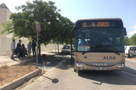 El Consell d'Eivissa aumentará las frecuencias del transporte público en la fase 1