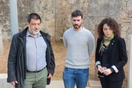 Jesús Jurado, Marc Herrera y Gemma Domènech