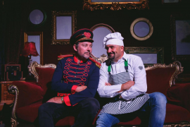 Albert Adrià y José Corraliza, en Heart Ibiza.