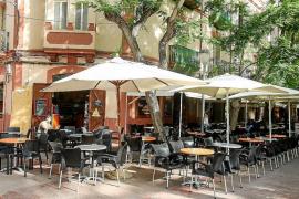Vila y Sant Josep permitirán ampliar la superficie de las terrazas este año