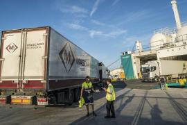 Las navieras advierten del posible desabastecimiento en Baleares si no hay una respuesta urgente del Gobierno