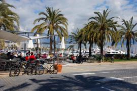 Autoridad Portuaria reduce hasta mínimos legales permitidos las tasas a terrazas de bares y restaurantes