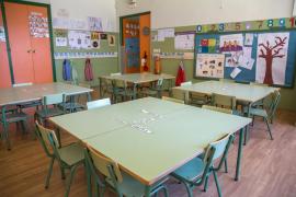 El Govern rechaza que los alumnos de 0 a 6 años vuelvan a clase el 25 de mayo