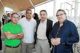 Cóctel de presentación de una nueva naviera en Balears