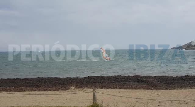 Alerta amarilla por fenómenos costeros en Ibiza y Formentera