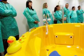 Can Misses trabaja en un protocolo para recuperar la humanización del parto