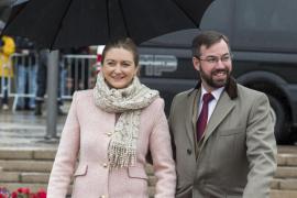 Nace el primer hijo de los príncipes herederos del trono de Luxemburgo