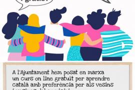 Cursos de catalán 'online' en Sant Josep