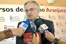 Torres-Dulce pide corregir el «error» de traspasar Justicia a las autonomías