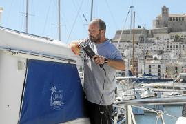 El viento frustra el primer día de navegación a los particulares