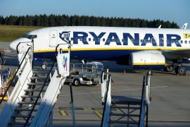 Ryanair retomará el 40% de sus vuelos a partir del 1 de julio