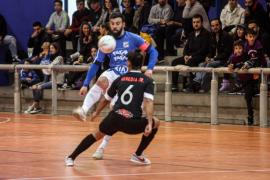 El campeón balear luchará por el ascenso con el mejor de Navarra
