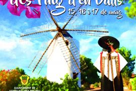Cartel de las Fiestas de Puig d'en Valls.