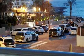 Doce denuncias en Ibiza y Sant Antoni en el primer día de bares y reencuentros